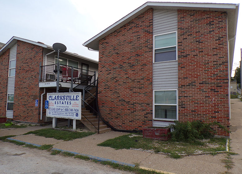 NECAC moves residents of Clarksville Estates apartments