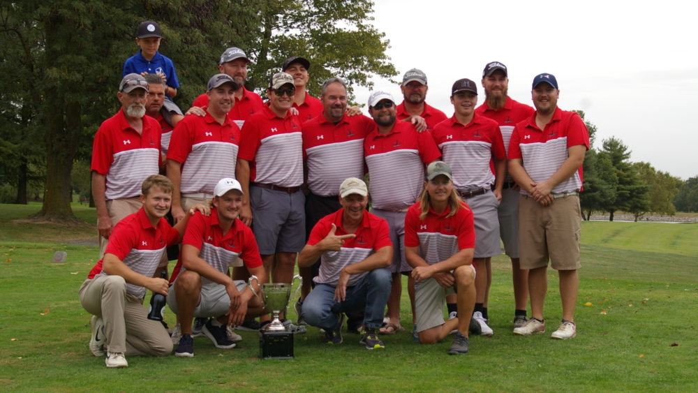 PCCC claims inaugural Twin Pike Ryder Cup trophy