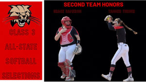 Turner, Dameron named to Class 3 All-State