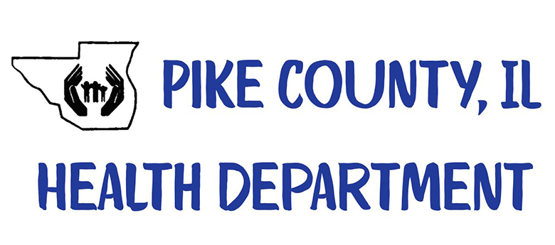 Pike County, IL Health Department press release