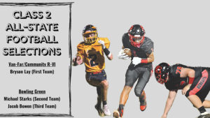 Lay, Starks and Bowen named to all-state team