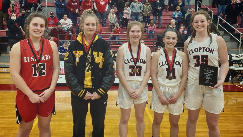 Clopton wins and Lockard scores 1,000th point at the 96th Annual Bowling Green Tournament