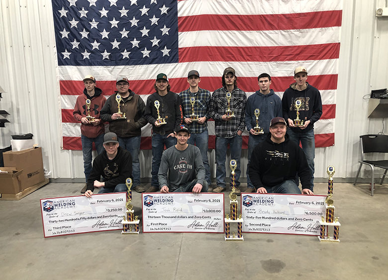 Pike Lincoln Technical students achieve high placement and awards in area competitions