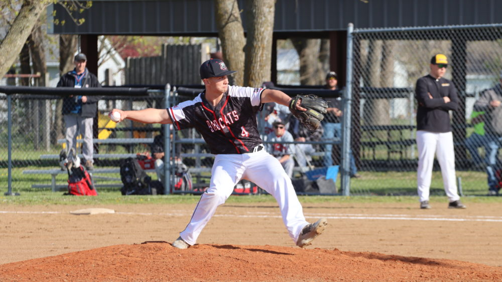 Chandler throws no hitter in 'Cats victory over Indians