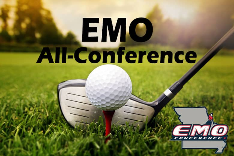 2021 EMO All-Conference Golf Team announced