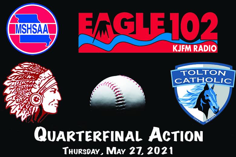 Quarterfinals: Elsberry Indians vs. Father Talton Trailblazers