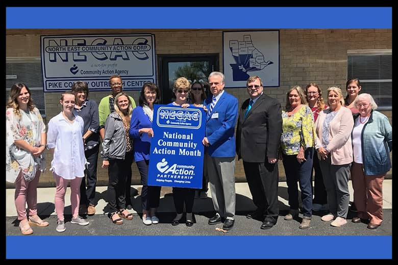 NECAC Community Action reception