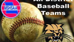Class 4 District 5 All-District baseball team announced