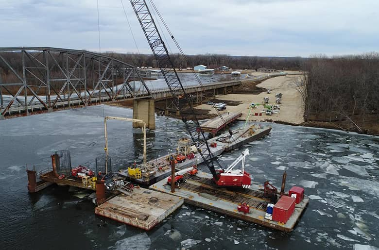 Massman wins awards for Champ Clark Bridge construction