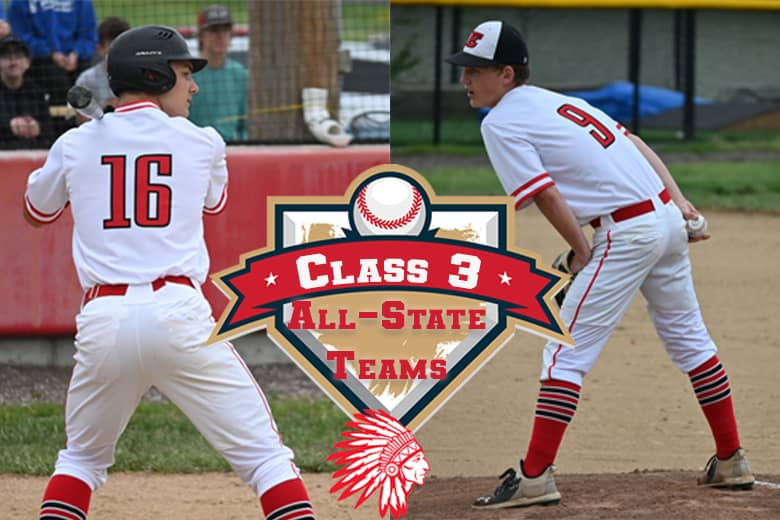Phillips, Kinsler named to Class 3 All-State Teams