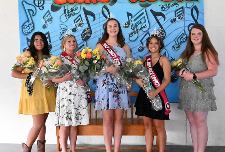Royalty is crowned at 2021 Pike County Fair