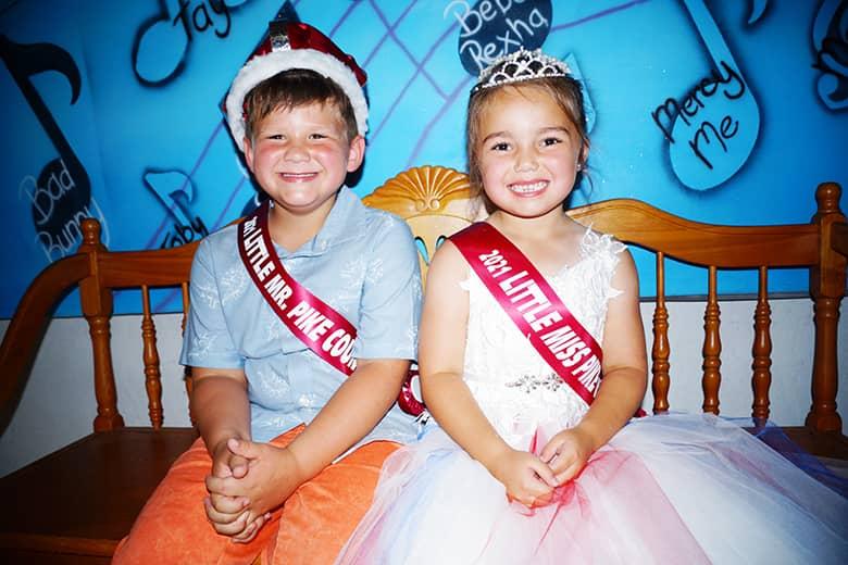 Biggs, Hipes crowned at 2021 Pike County Fair