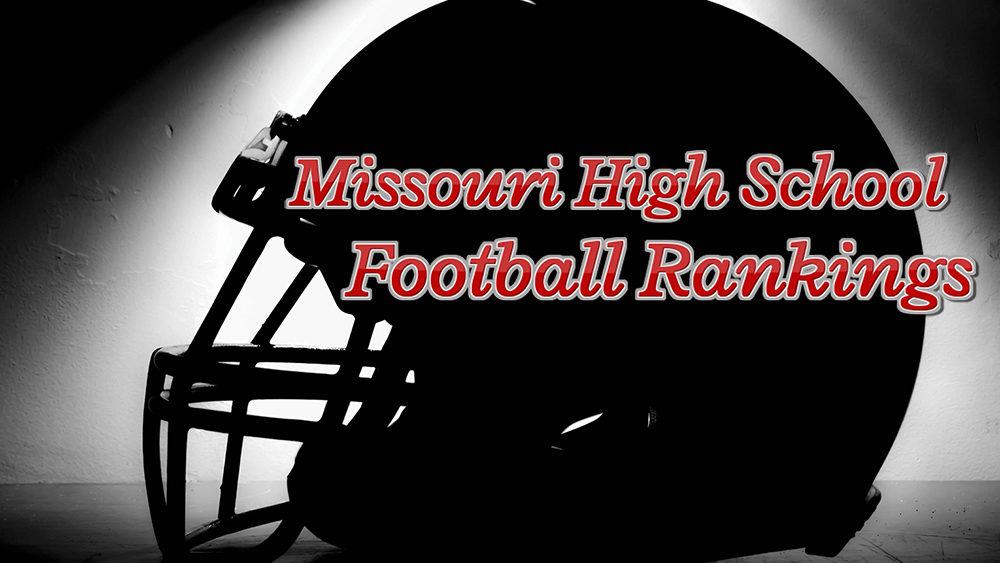 2021 Week 7 Missouri High School Football Rankings