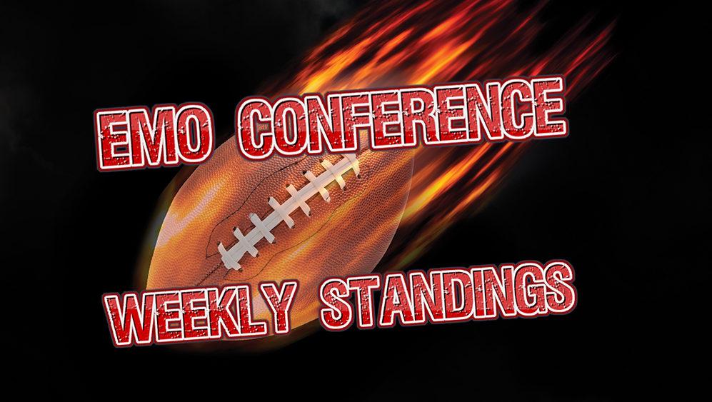 2021 Football Week 7 EMO Conference Standings