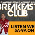 THE BREAKFAST CLUB MORNING SHOW