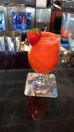 Frozen Island Rum Punch