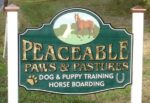Look for our sign on Spielman Rd just off Sharpsburg Pike