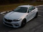 2020 BMW M2 Competition (IGL Quartz+ with Graphene Ceramic Coating)