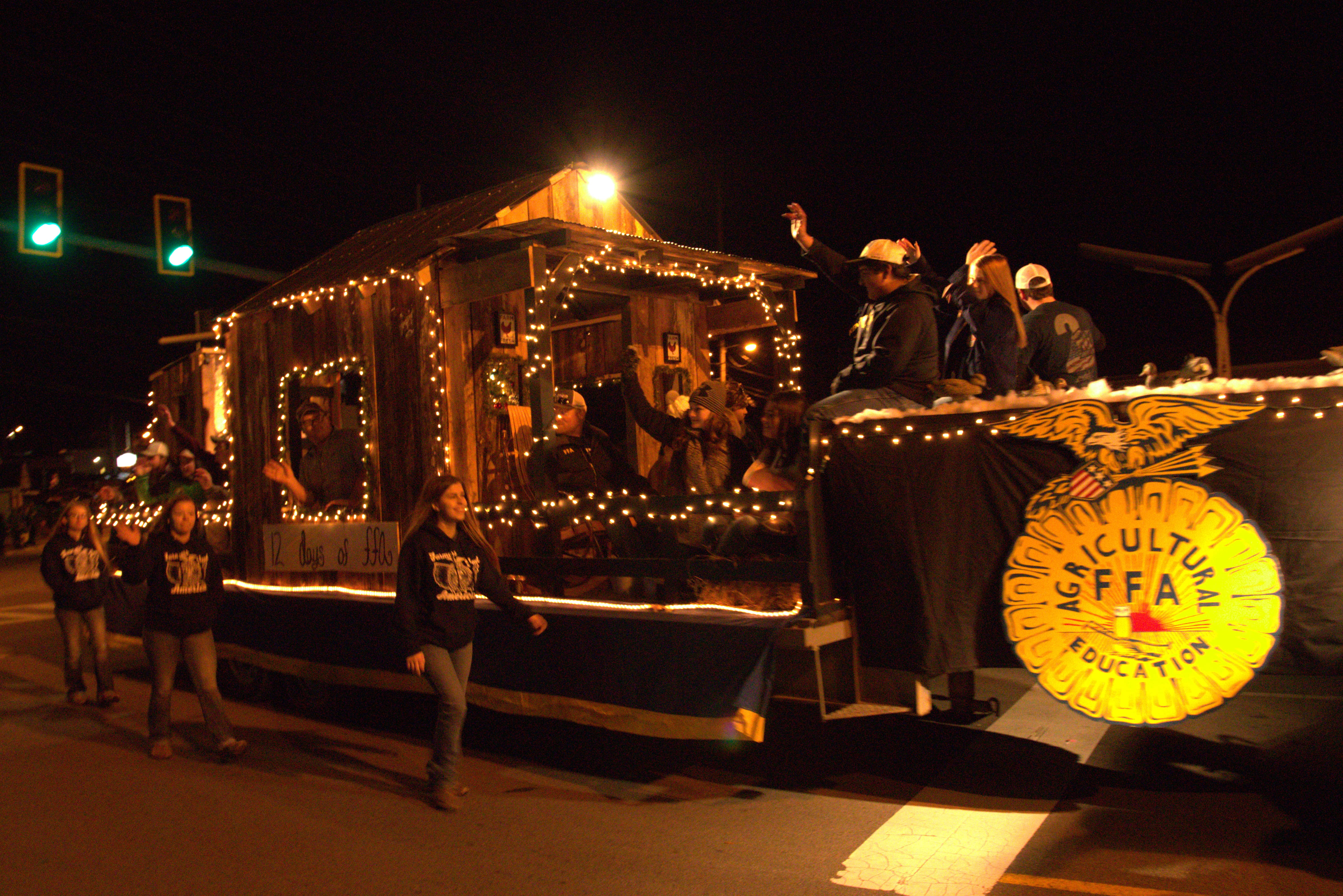 Glasgow Ky Christmas Parade 2020 Route 2020 Christmas Parade to be held Dec. 5, route lengthened | WCLU Radio