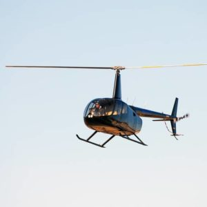 4 killed in helicopter crash in rural Northern California