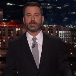 Jimmy Kimmels Monologue On Las Vegas Shooting Watch Celebrities