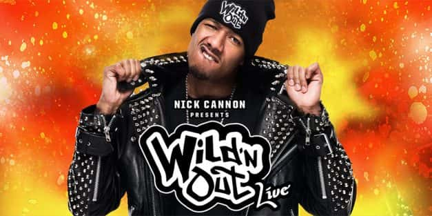 Nick Cannon Presents: Wild 'n' Out Live at Wells Fargo Center 8/23