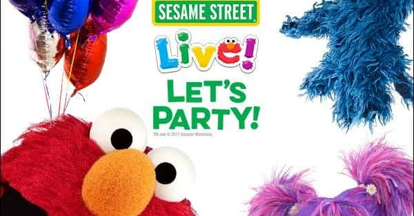 Sesame Street Live! Let's Party! at Boardwalk Hall Nov. 3rd & 4th