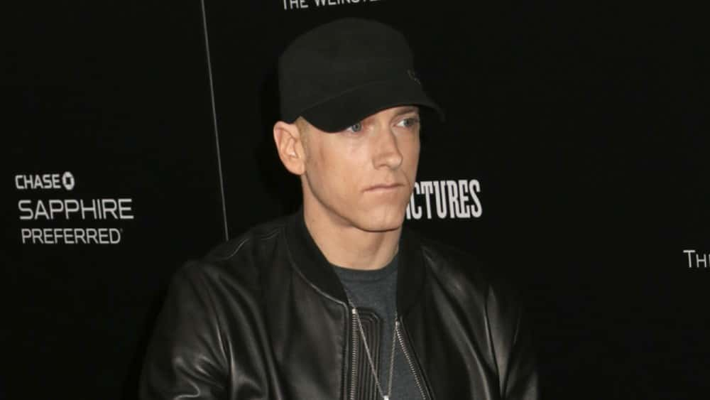 Eminem Premieres Music Video For