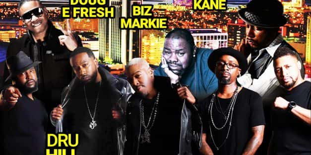 Dru Hill, Big Daddy Kane & more in AC 10/27
