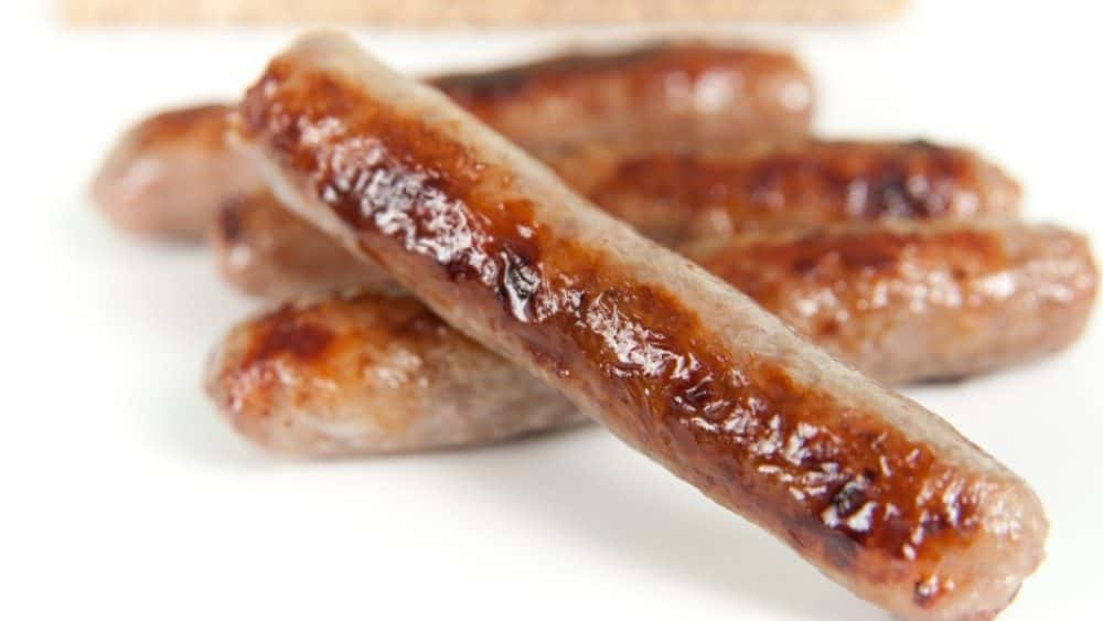 Jimmy Dean Recalls More Than 29,000 Pounds Of Sausage Over Metal Fears