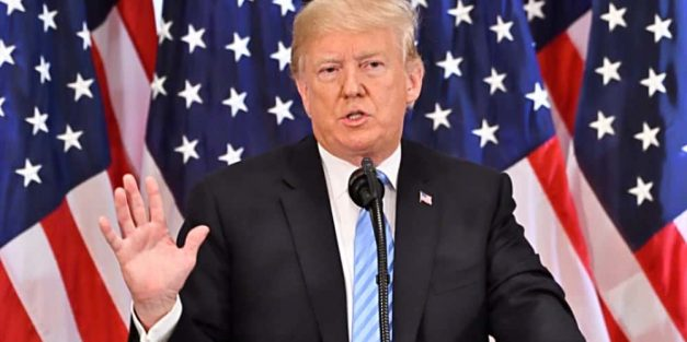 Summary From Mueller Report Finds No Evidence That President Trump Colluded With Russia