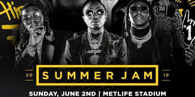 Summer Jam @ MetLife Stadium June 2nd