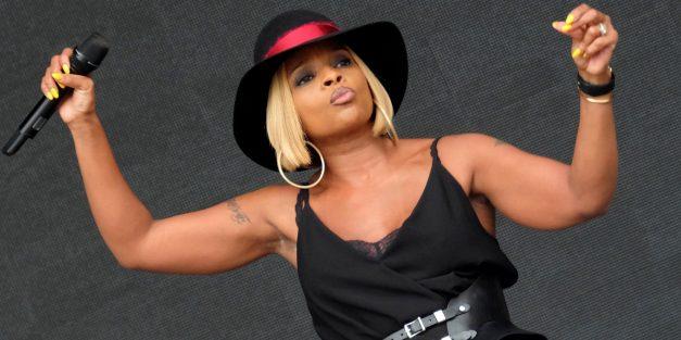 Mary J Blige @ Hard Rock AC July 20th