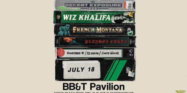 Wiz Khalifa @ BB&T July 18th