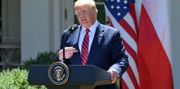 President Trump Names Hostage Negotiator Robert O'Brien New National Security Adviser