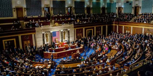 House Passes Seven-Week Spending Bill in Hopes Of Avoiding October Shutdown