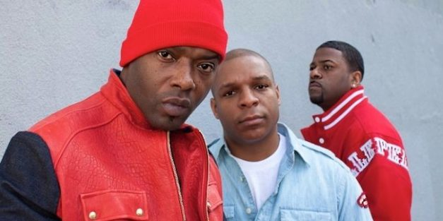 Naughty by Nature @ Franklin Music Hall 11/23