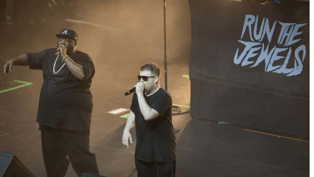 "Run The Jewels Team Up With Blink-182's Travis Barker On New Song ""Forever"""