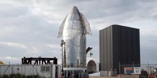 SpaceX's Starship prototype completes first successful landing