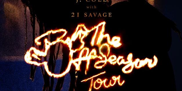 J. COLE WITH 21 SAVAGE 9/29