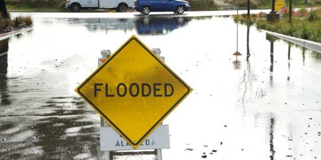 Potentially historic rain, massive bomb cyclone and 'atmospheric river' slams Northern California