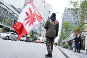 Canada Becomes Second Country To Legalize Recreational Marijuana