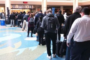TSA Staffing Shortages Affecting Airports Amid Government Shutdown