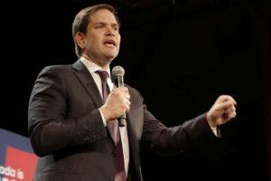 US Sen. Marco Rubio Visits Colombia; Addresses Venezuelan Military