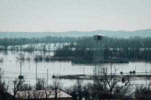 Nebraska Dealing With Historic Flooding, 2 Confirmed Dead