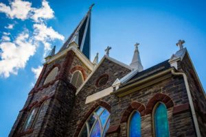 West Virginia Attorney General Sues Catholic Bishop And Diocese