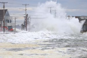 Nor'easter To Hit Northeast Bringing Heavy Rain, Strong Winds And Potential For Snow