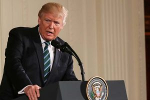President Trump Sues Top Democrat To Block Subpoena For His Financial Records