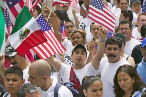 Number Of Undocumented Mexican Immigrants In The U.S. Declines