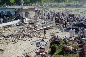 Pakistani Hospital Hit By Female Suicide Bomber: 9 Killed, Over 40 Injured